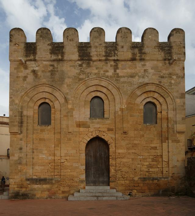 La chiesa normanna di S. Nicolò Regale - Mazara del Vallo