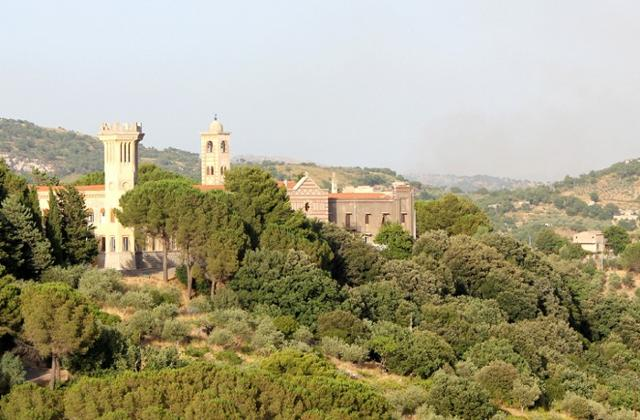 Basilica del Santissimo Salvatore alla Skliza - Piana degli Albanesi