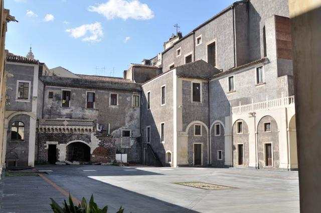 Palazzo Platamone a Catania