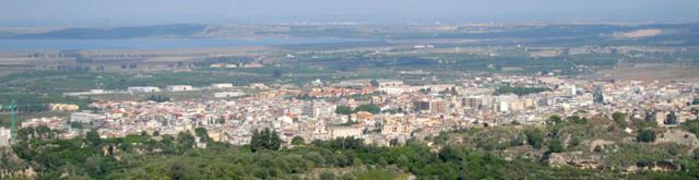 Lentini, città delle arance rosse e...
