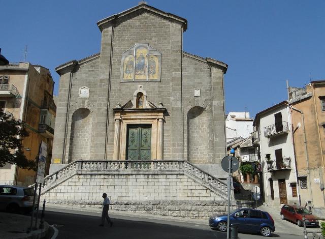 Cattedrale di San Demetrio Megalomartire - Piana degli Albanesi