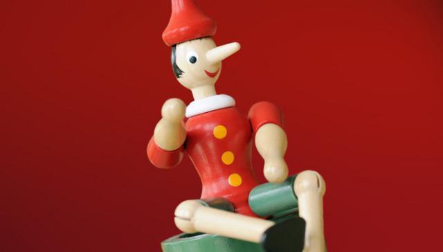 Italiani Pinocchio!