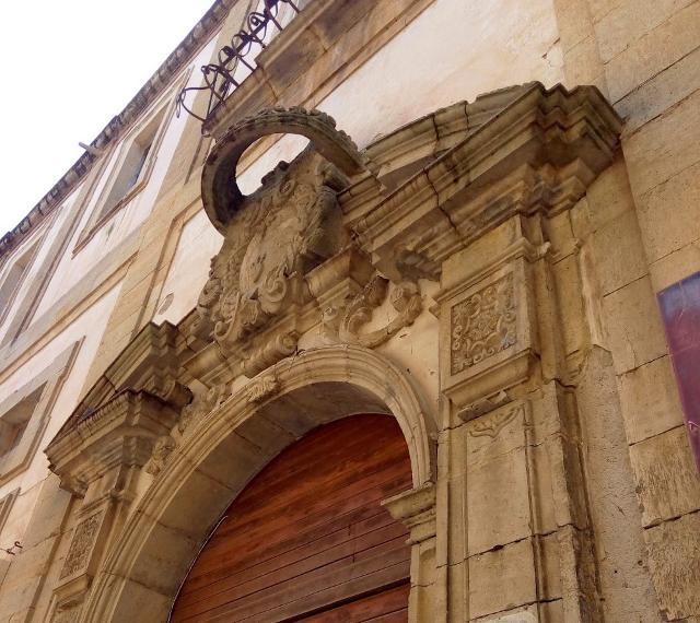 Il Collegio dei Gesuiti, sede del Polo Museale di Salemi