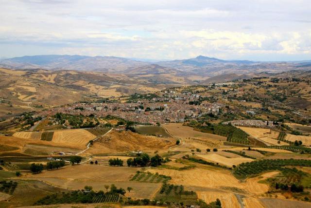 Panorama di Santa Caterina Villarmosa