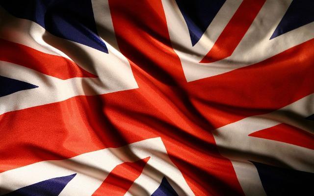 La Union Jack, la bandiera della Gran Bretagna