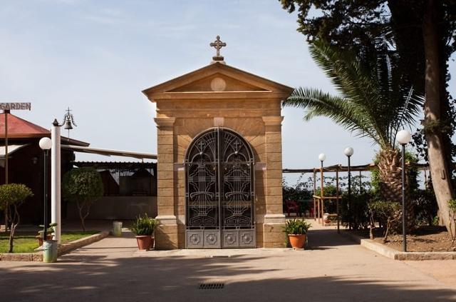 Ingresso Villa Comunale Giuseppe Mazzini - Baucina
