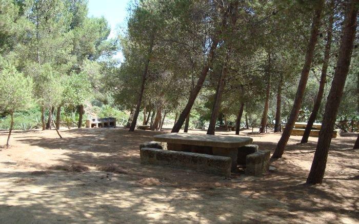 Area attrezzata di Fondacazzo