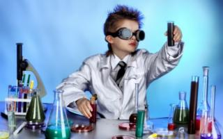 ''Genius'' - Piccoli scienziati crescono