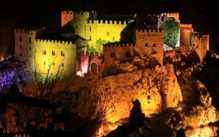 Caccamo e il suo castello