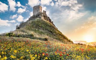 Cefalà Diana tra storia e natura