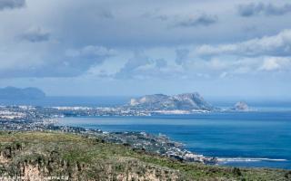 Monte Catalfano, polmone verde di Bagheria