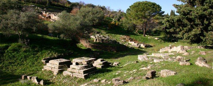 Il parco archeologico di Leontinoi