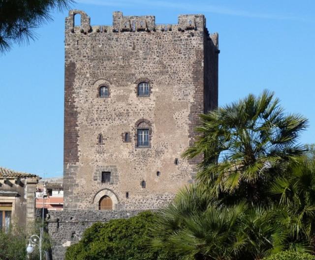 Il castello normanno di Adrano