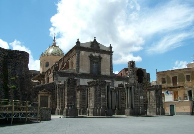 La Chiesa Madre di Adrano