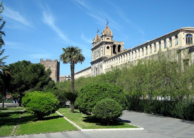 La Chiesa e il Monastero di Santa Lucia ad Adrano