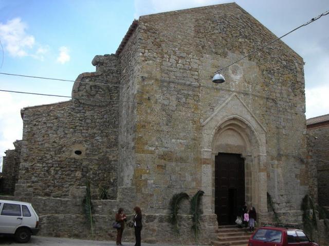 La Chiesa Madre di Aidone dedicata a San Lorenzo