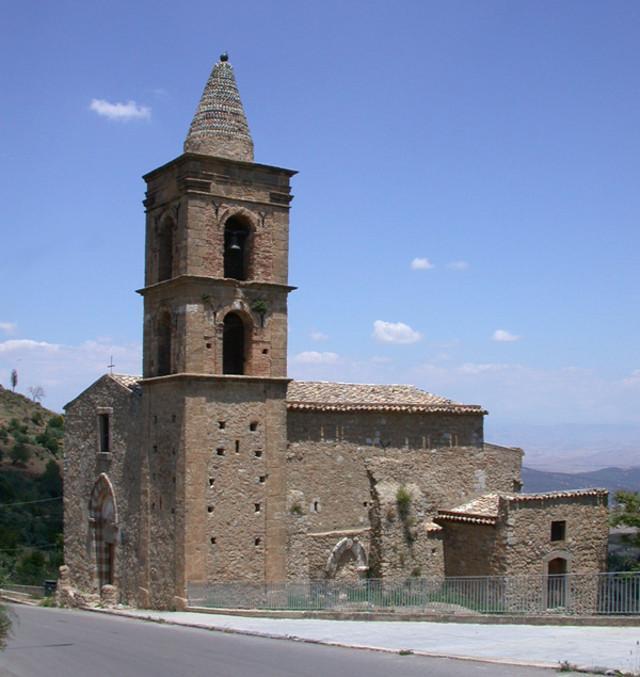 Chiesa di Sant'Antonio Abate - Aidone (EN)