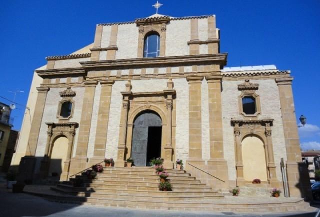 Chiesa di Santa Maria la Cava (o del Piano) - Aidone (EN)