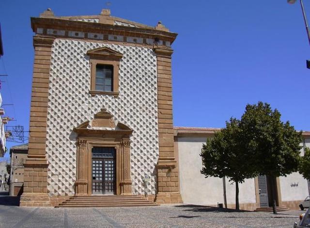 Chiesa e il Convento di San Domenico - Aidone (EN)