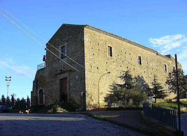 Chiesa di Sant'Anna (originariamente dedicata a Santa Rosalia) - Aidone (EN)