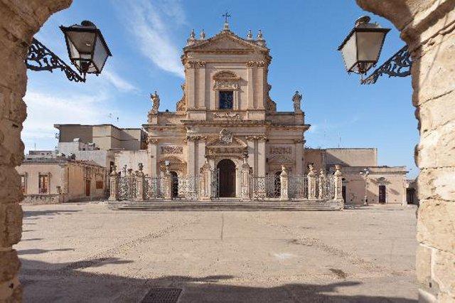 Chiesa di Santa Maria Maggiore - Ispica