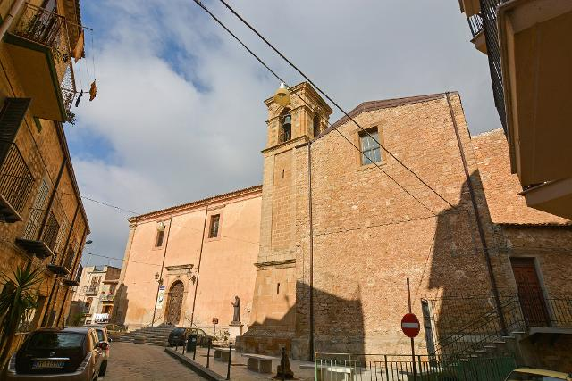 La Chiesa Madre di Butera dedicata a San Tommaso