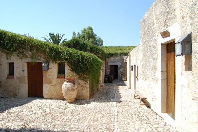 Il Baglio Maranzano sede Museo didattico e della civiltà locale di Buseto Palizzolo
