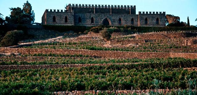 Il castello della Solicchiata di Adrano