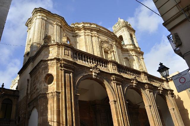La Cattedrale di San Lorenzo a Trapani