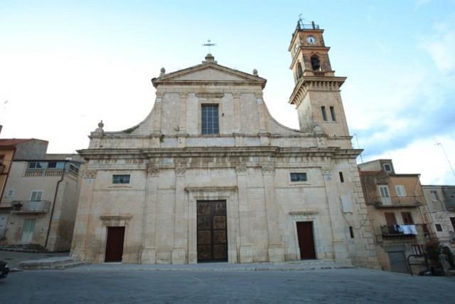 La Chiesa Madre di Villalba
