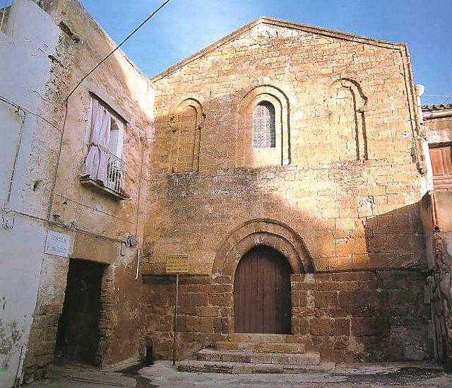 Chiesa di San Nicolò la Latina a Sciacca