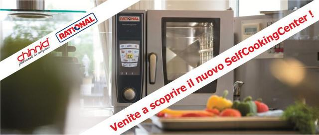 Self Coocking Center: impara, riconosce, pensa e comunica con te!
