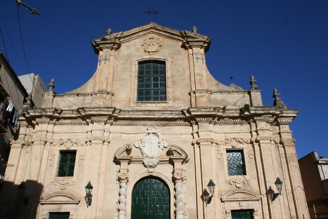 Chiesa di San Giovanni Battista - Ciminna