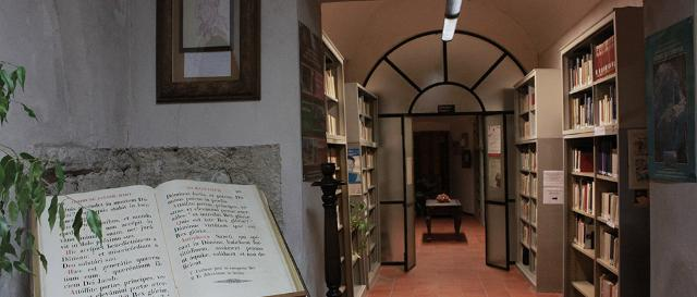 Ingresso del Museo Civico Mons. Filippo Meli di Ciminna