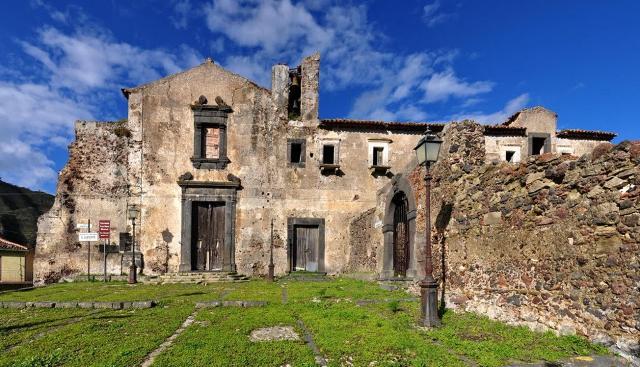 Convento dei Frati Minori di San Giuseppe - Malvagna