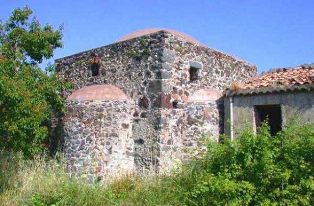 La Cuba bizantina di Malvagna