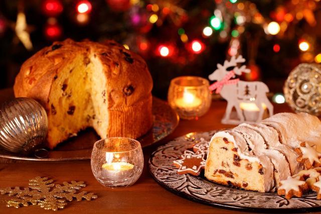Ecco le feste natalizie, attenzione ai dolci !