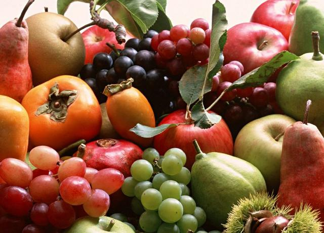 La frutta autunnale: un cocktail di salute