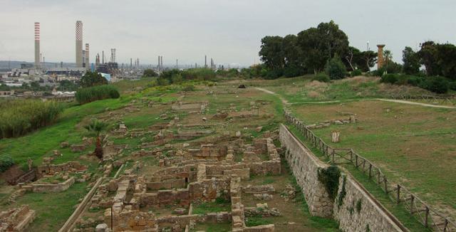 L'Acropoli di Bosco Littorio a Gela