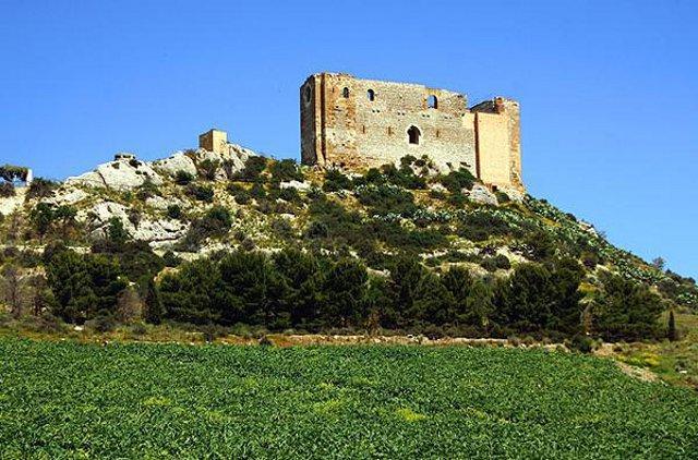 """Il Castello Svevo di Gela, meglio conosciuto come """"Castelluccio"""""""