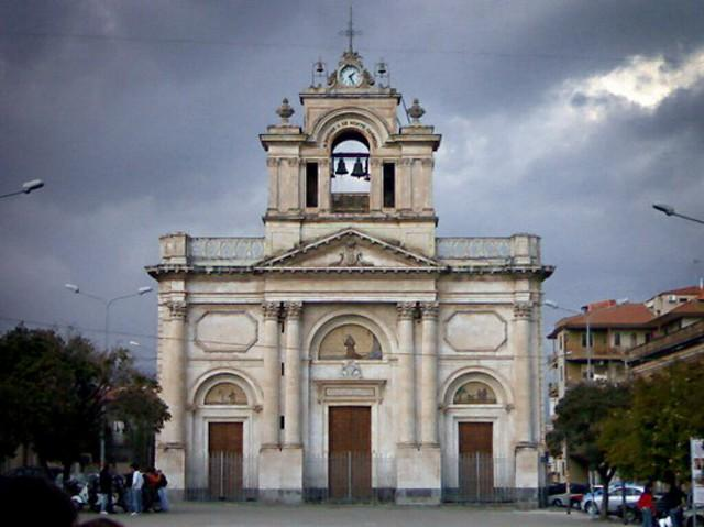 Chiesa di San Francesco al Carmine a Giarre (CT)