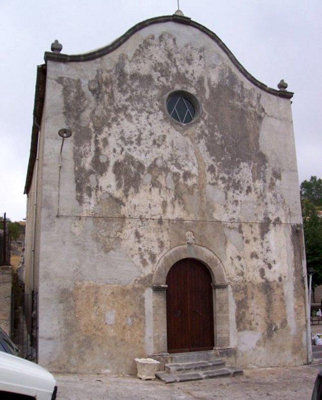 La Chiesa di Santa Maria di Gesù di Gratteri