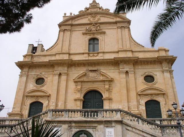 La Chiesa Madre di Ispica, dedicata a San Bartolomeo