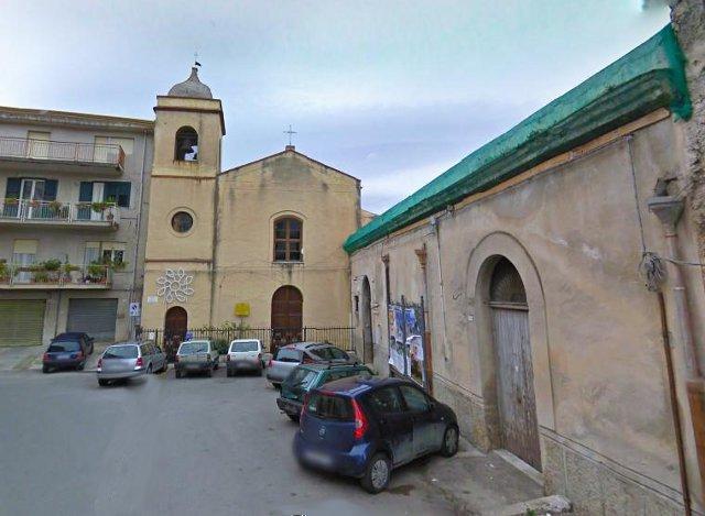 La Chiesa del Santissimo Crocifisso di Marineo