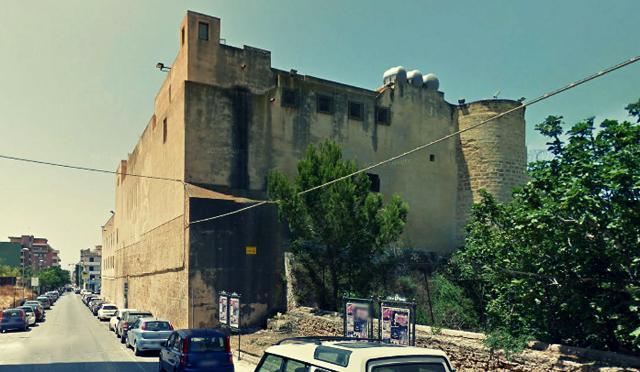 Il castello medievale di Marsala