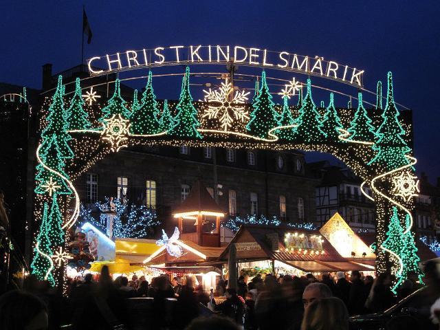 "Il ""Christkindelsmärik"" di Strasburgo"