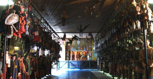 Il Museo delle marionette di Palermo leader del teatro di figura