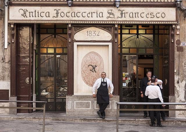 Leggi. Mangia. Sogna con L'Antica Focacceria San Francesco