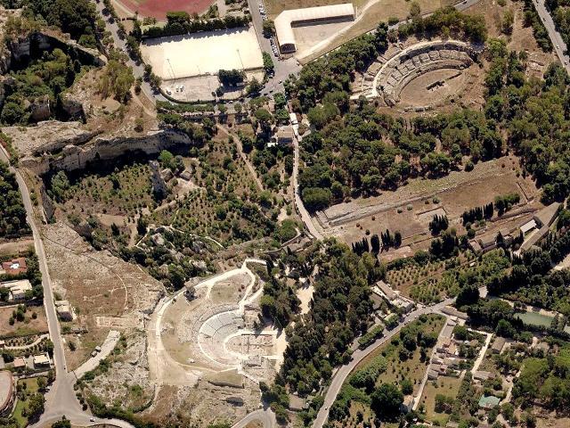 Parco Archeologico Neapolis di Siracusa
