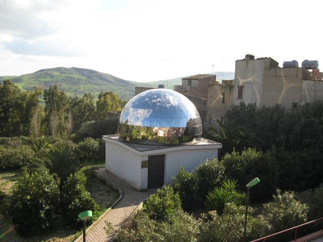 "Il Planetario ""Francesco Nicosia"" di Roccapalumba"